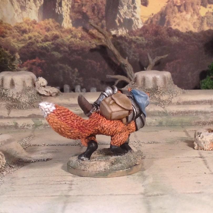 Oathsworn 28mm Anthropomorphic Fantasy Woodland Animals