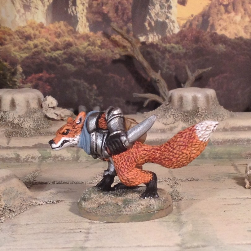 Oathsworn 28mm Anthropomorphic Fantasy Woodland Animals