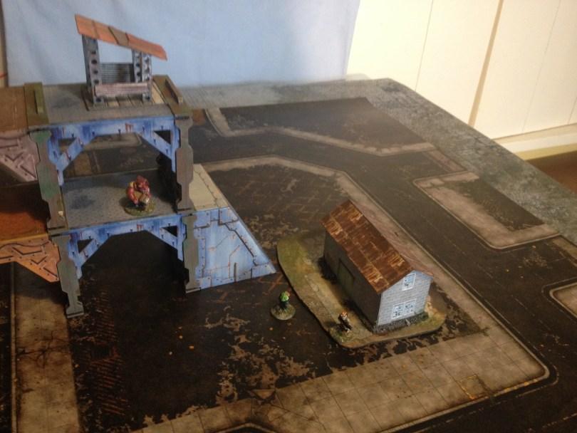 Pixartprinting DIY vinyl wargaming mats battle boards tiles color printing