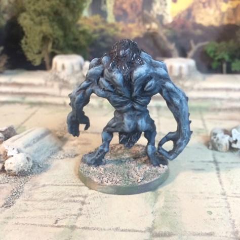 Dark Demon from Conan Board Game by Monolith