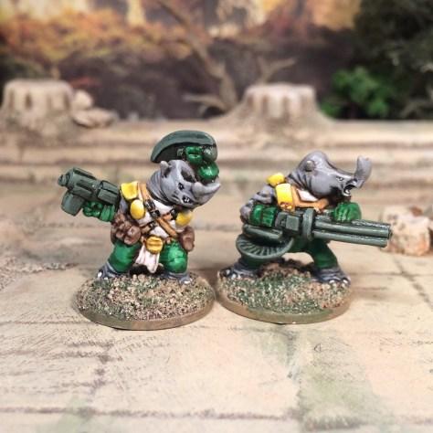 15mm Sci-Fi Khurasan Miniatures