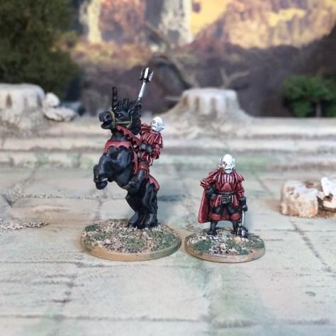 Splintered Light Miniatures 15mm Vampire