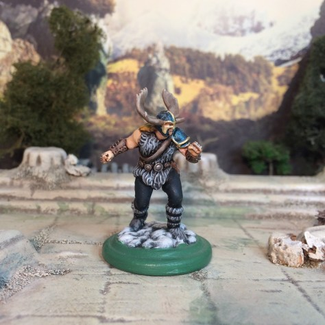 High Heavens Board Game Painted Miniatures 28mm Gods