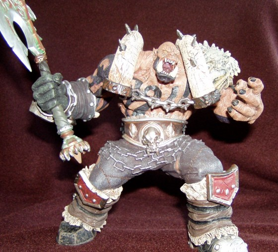 Garrosh figure