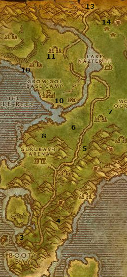 Wow Throne Of Thunder Location : throne, thunder, location, Judgement's, Classic, Alliance, Leveling, Guide, Warcraft, Tavern