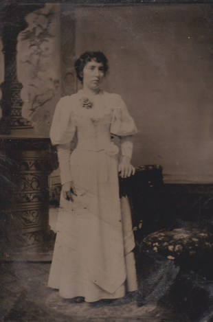 Photo believed to be Katherine Styles Hayes, courtesy Mr. P. House.