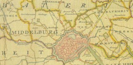Descendants of Jacobus van der Moere, born about 1780 in Middelburg, Zeeland, Netherlands