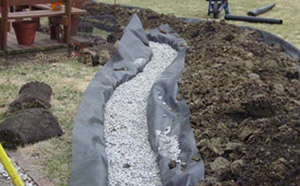 Drainage kansas city wardrip landscaping for Residential stormwater drainage solutions