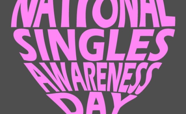 What Is Singles Awareness Day Wardrobe Advice
