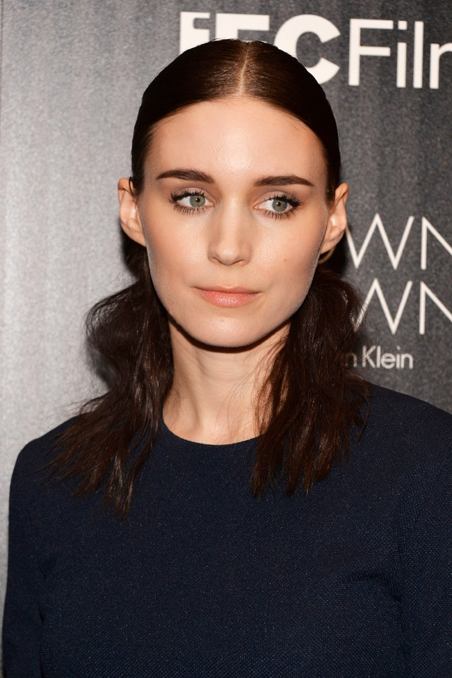WTFSG-Wedding-Hairstyle-Inspiration-Rooney-Mara