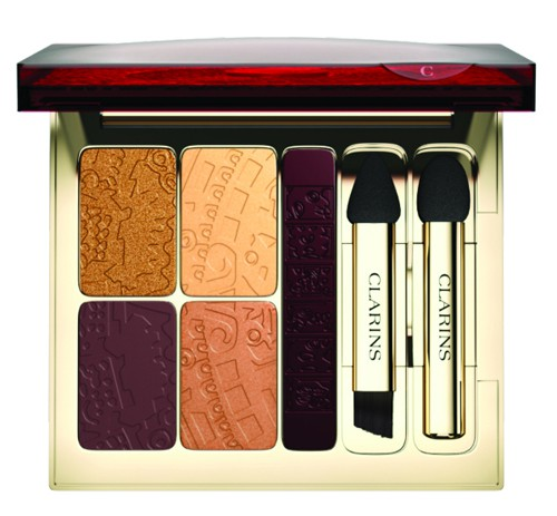 WTFSG_Clarins-summer-makeup-2013_Quartet-Eye-Palette-and-Liner