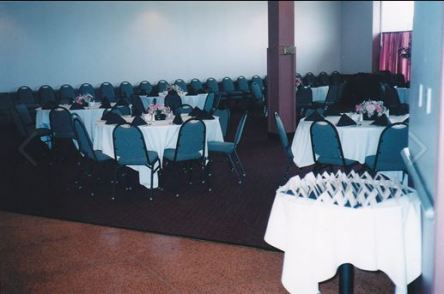 Uncle Louie's Banquet and Conference Room was a favorite of local politicians.