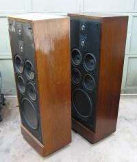Audio Cabinetry Refinishing