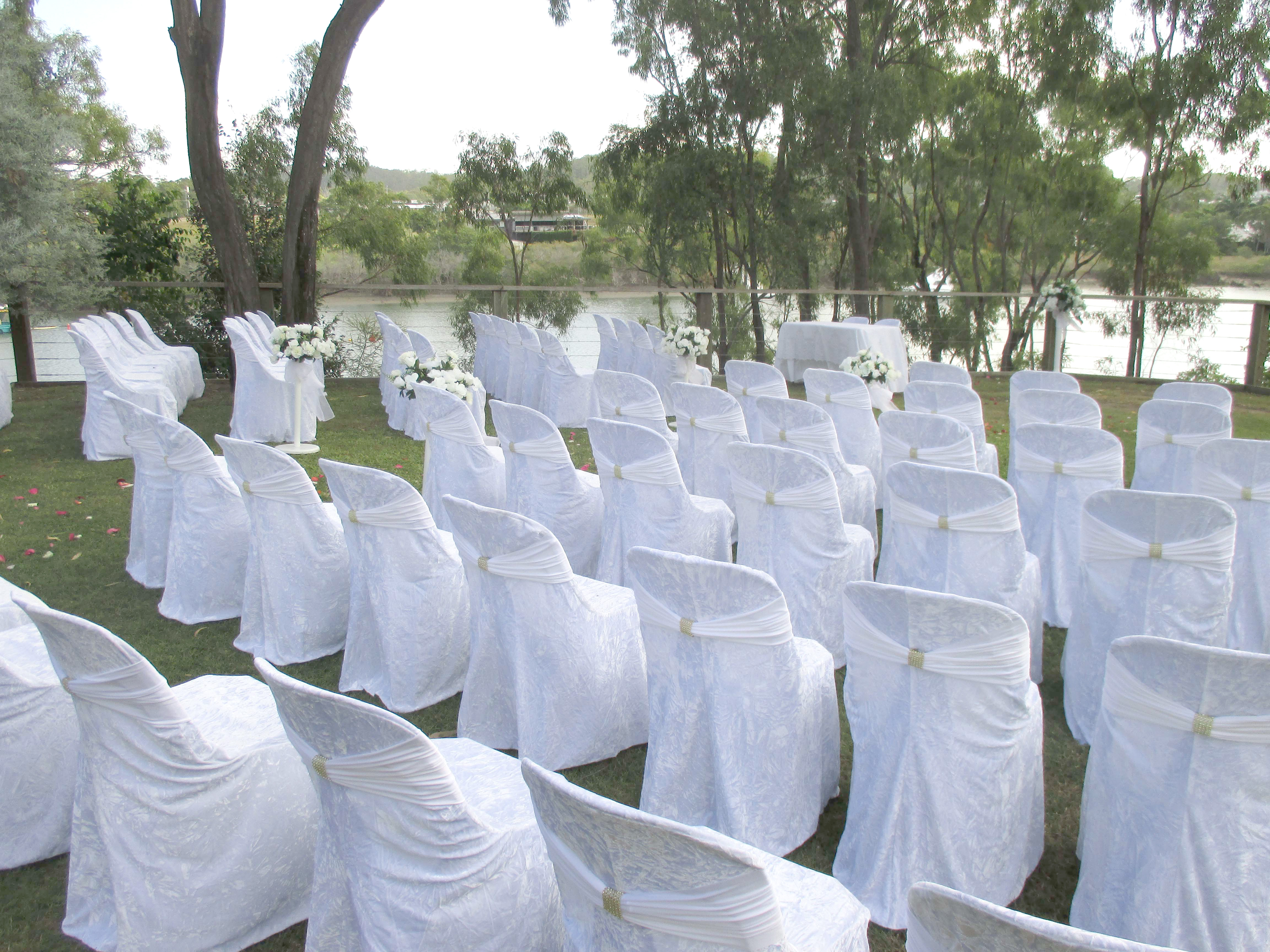 chair covers gladstone reclining wingback parks and gardens marina  warechair