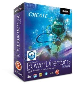 CyberLink PowerDirector 16 Ultimate Crack