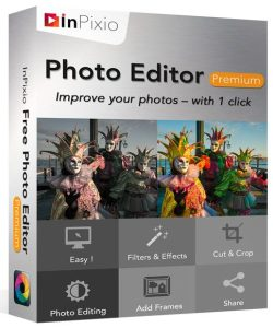 InPixio Photo Editor Serial Number