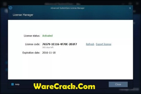 Iobit Advanced Systemcare Pro 13 5 0 274 Crack License Key
