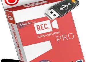 ChrisPC Screen Recorder Serial Key