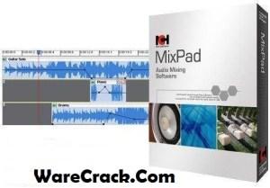 MixPad Multitrack Recording Software