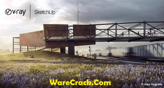 VRay for SketchUp 2019 Crack