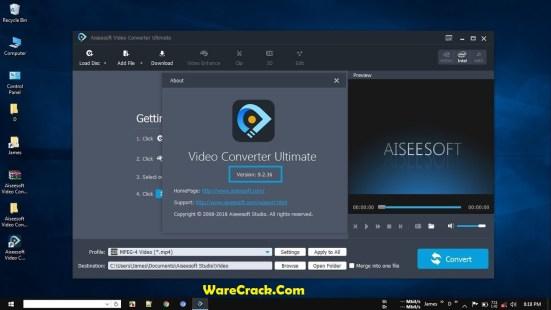 Aiseesoft Video Converter Ultimate Serial Key