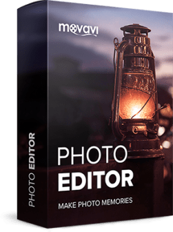 Movavi Photo Editor Cracked