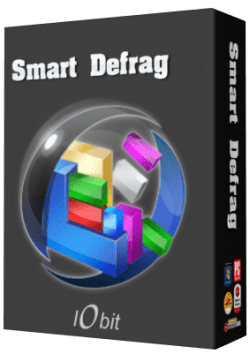 IObit Smart Defrag Crack