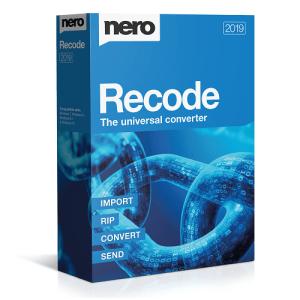 Nero Recode 2019 Crack