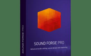Sound Forge Pro 13 Crack