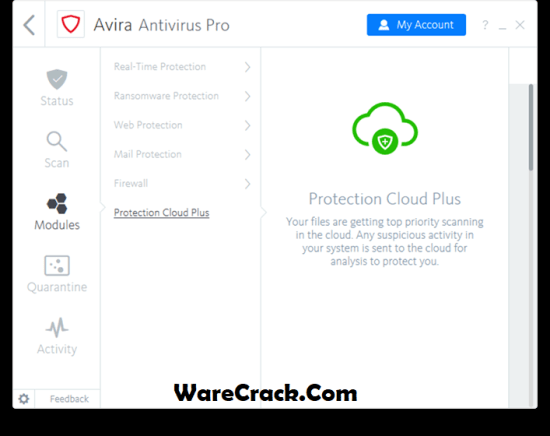 Avira Antivirus Pro Activation Code