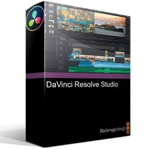 DaVinci Resolve Studio 16 Crack