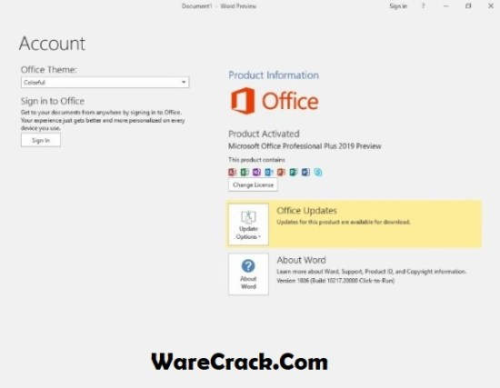 Microsoft Office Crack Download