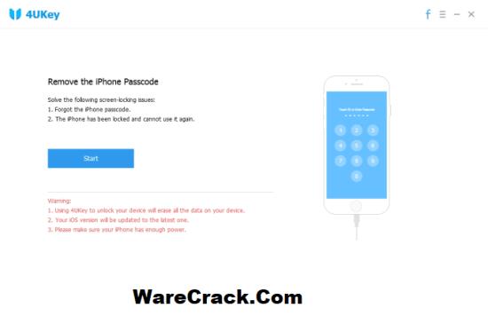 Tenorshare 4uKey Registration Code