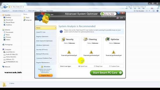 Advanced System Optimizer License Key