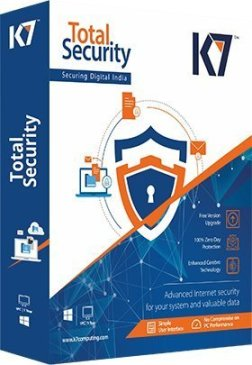 k7 antivirus with serial key