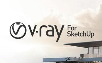 VRay for SketchUp Crack + License Key Full Free Download