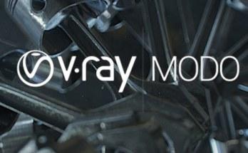 VRay for Modo Crack