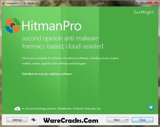 HitmanPro Activation Key