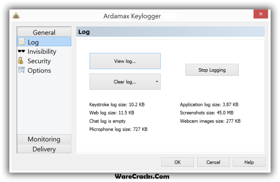 Ardamax Keylogger Registration Key