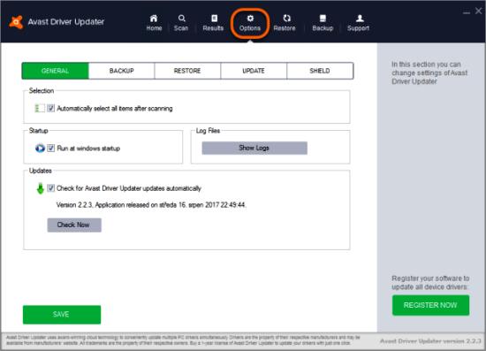 Avast Driver Updater Registration Key with Crack Download