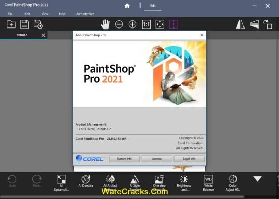 Corel PaintShop Pro Activation Code