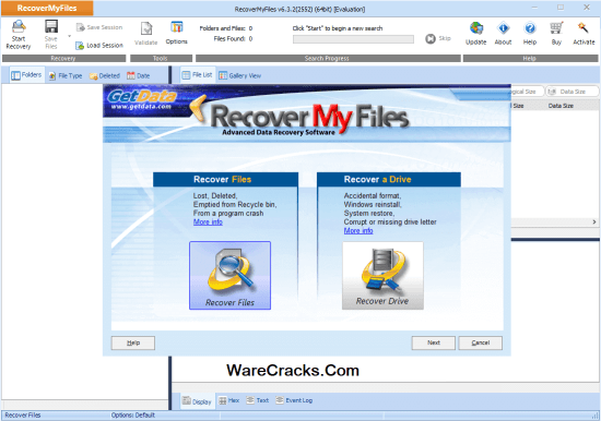 Recover My Files Keygen