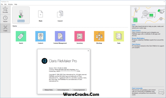 FileMaker Pro License Key