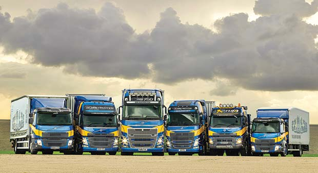 Volvo Trucks dedicated to safety, quality and the