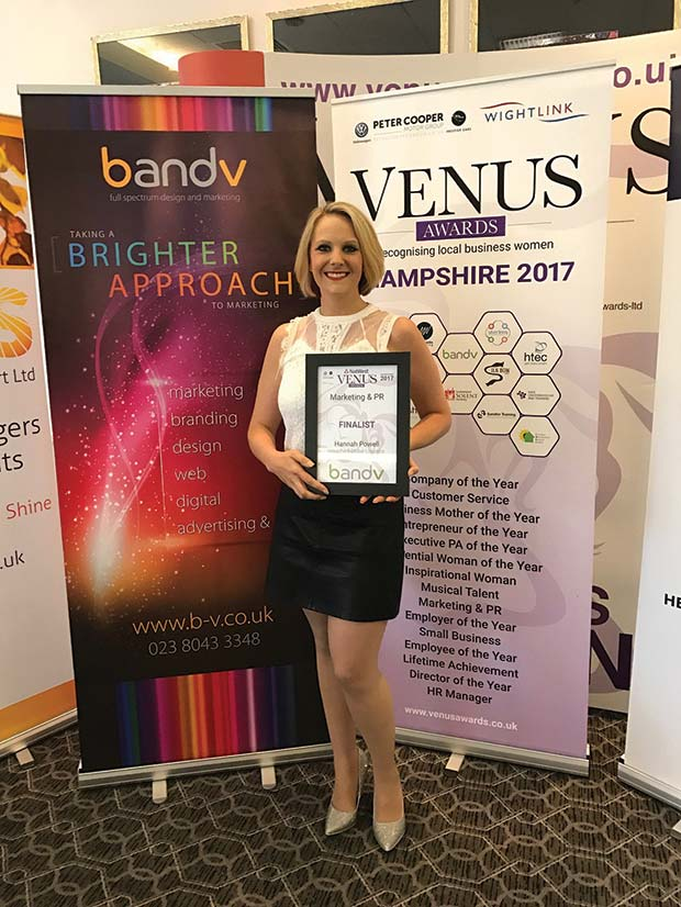 Venus award 2017