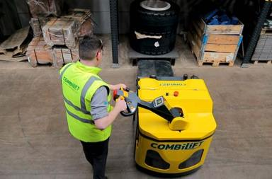 Combilift is a finalist in the Design4Safety Award