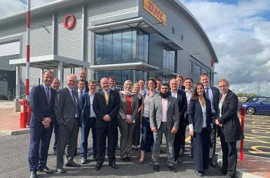 SEGRO completes carbon-neutral facility for DHL in East London