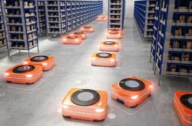 The rise of warehouse AGVs what role do batteries play?