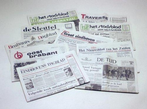 Diverse kranten