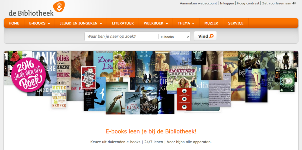 Source: http://www.bibliotheek.nl/ebooks
